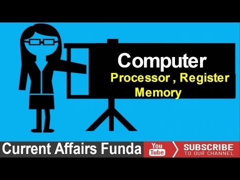 Processor and Memory Lecture - 8 (LIC AAO , IBPS , SBI , PO and Clerk)