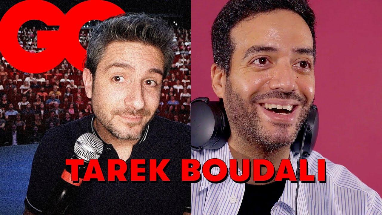 Tarek Boudali juge l'humour : Les Inconnus, Bun Hay Mean, Vérino… | GQ