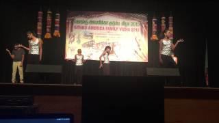 KONGU USA 2015 - VIPs Dance Medley