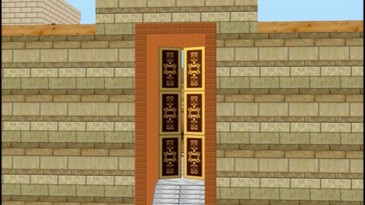 סיור וירטואלי בבית המקדש הראשון - אתר בית המקדש