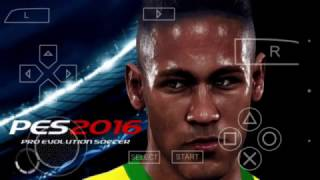 PES 2016 NEW Patch Data PPSSPP Android [Link Downl