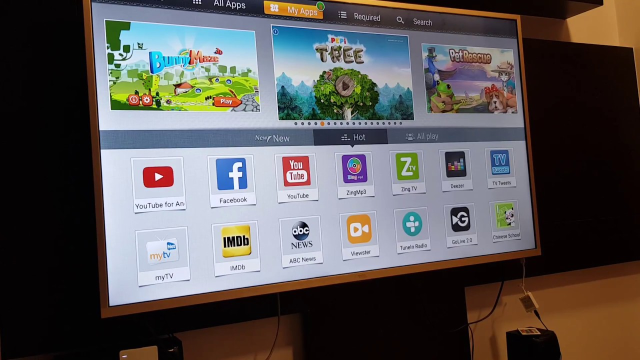 TCL P2 L55P2US 55 inch 4K UHD LED Smart TV Review