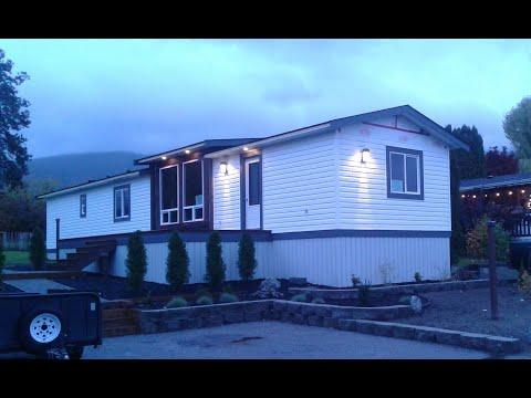 New Siding On The Mobile Home Is A BIG Improvement : E038 / BC Renovation Magazine