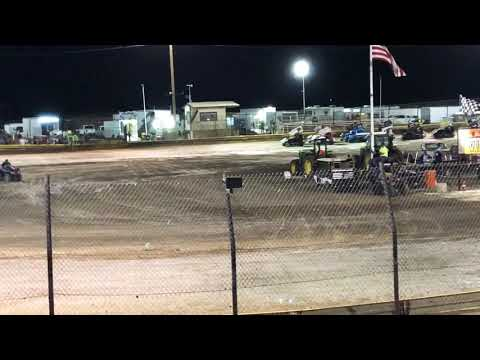 Lemoore Raceway 4/27/19 Main Event