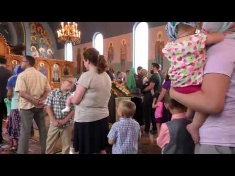 Updated 2018 - Sts  Peter and Paul Orthodox Christian Church in Salt Lake City Video