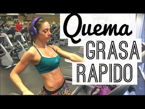 El Mejor Cardio Para QUEMAR GRASA Rapidamente! | RUTINA | Naty Arcila |