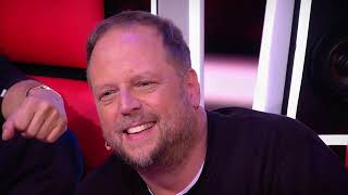 """The Voice Of Germany 2018 - """"Your Man """" - Alexander Eder - Blind Auditions"""