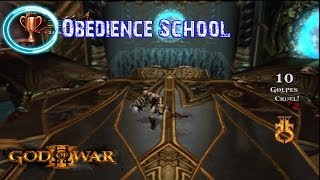[troféu]obedience School - God Of War 3