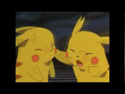 Pikachu don't wanna fite