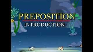 Understanding Skills | English Grammar | Types of Preposition | KidRhymes