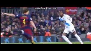 Барселона Депортиво 2-0 гол Ракитича
