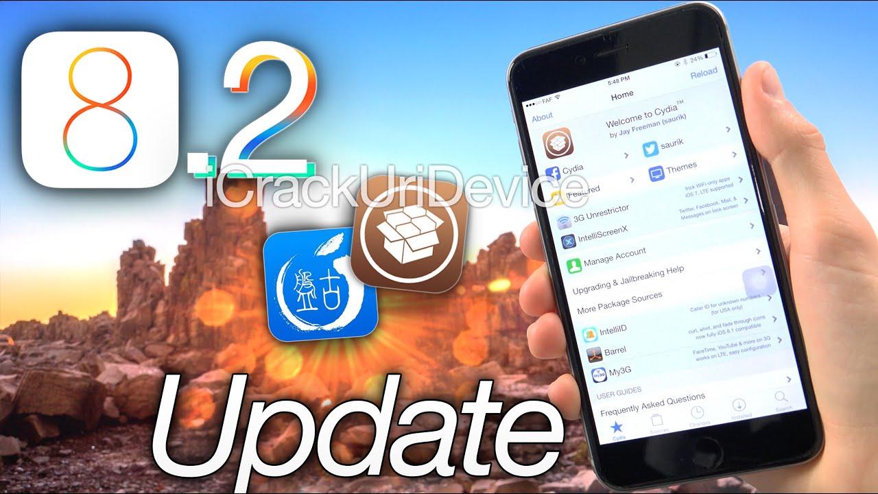 New iOS 8.2 Jailbreak Update: TaiG Vs iOS 8.2 Patch, iPhone 6 Plus
