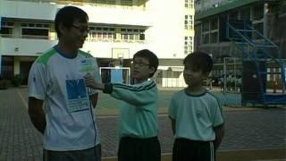 Publication Date: 2011-12-07 | Video Title: 馬拉松101電視小記者_聖公會柴灣聖米迦勒小學(M101LR