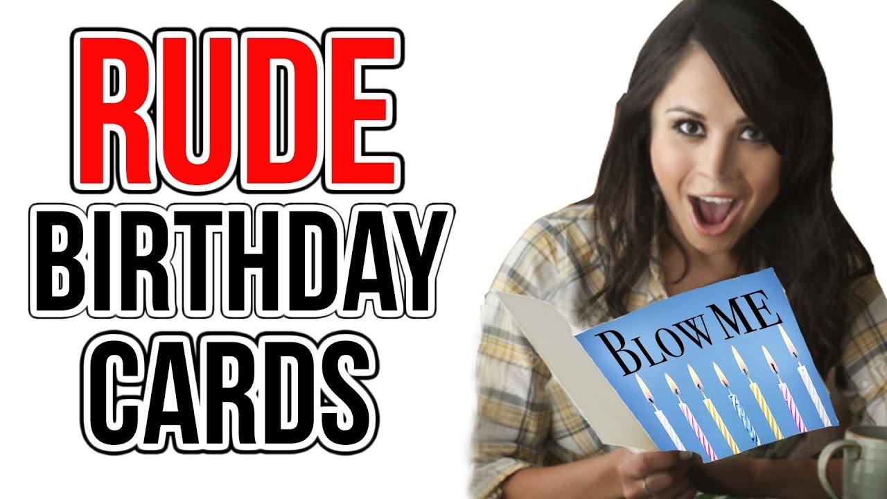 10 Birthday Card Ideas