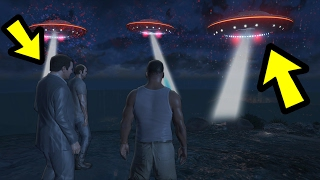 DONT DO THIS ON MOUNT CHILIAD AT 3:00 AM.. (GTA 5)