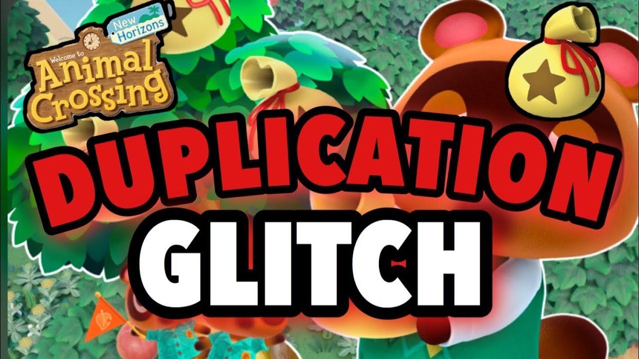 *NEW* DUPLICATION (GLITCH)   Animal Crossing New Horizons How to Duplicate items in animal crossing