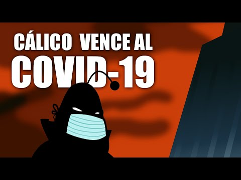 Cálico Electrónico - Cálico Vence al COVID-19