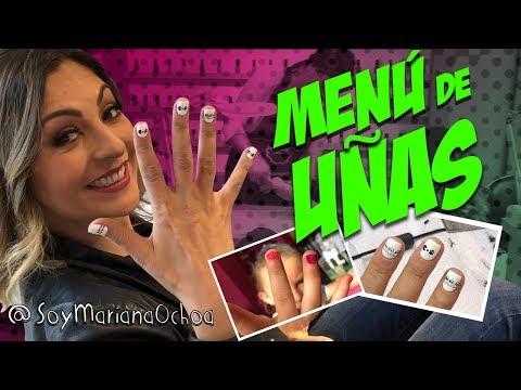 Sellitos en las uñas!!! Tuve que llevar a Vale . Mariana Ochoa