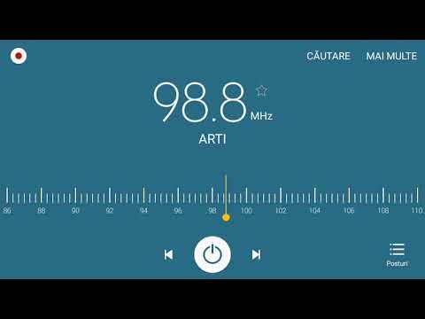STAR FM - Istanbul - 98.8 MHz in Bordesti