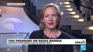 """""""We need an EU embargo; to cease the exporting of instability to Saudi Arabia"""""""