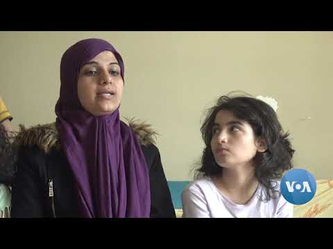 Syrian Refugees in Turkey Gripped by Fear, Hunger