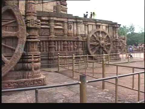 Sun Temple Konark - The wondrous winner from Orissa!