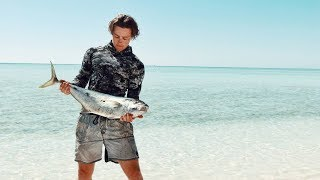 FISHING INSANE REMOTE ISLANDS - Clearest Water on Earth!