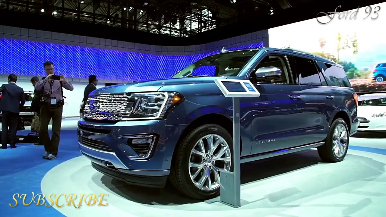 Ford Expedition Diesel >> 2017 2018 Ford Expedition New Diesel Youtube