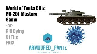 World of Tanks Blitz: A Serious Case of RU