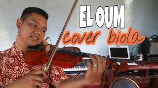 El Oum - Nisa Sabyan - cover Biola by Rafi