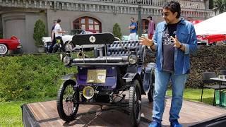 El primer carro que llegó a Medellín [Desfile de Autos Clásicos] Telemedellín