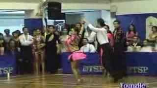 95全民運動會森巴指定舞步Samba