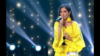 "Whitney Houston - ""I have nothing"". Vezi cum cântă Diana Irimia, la X Factor!"