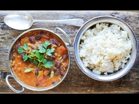 Rajma Spicy Red Kidney Bean Curry