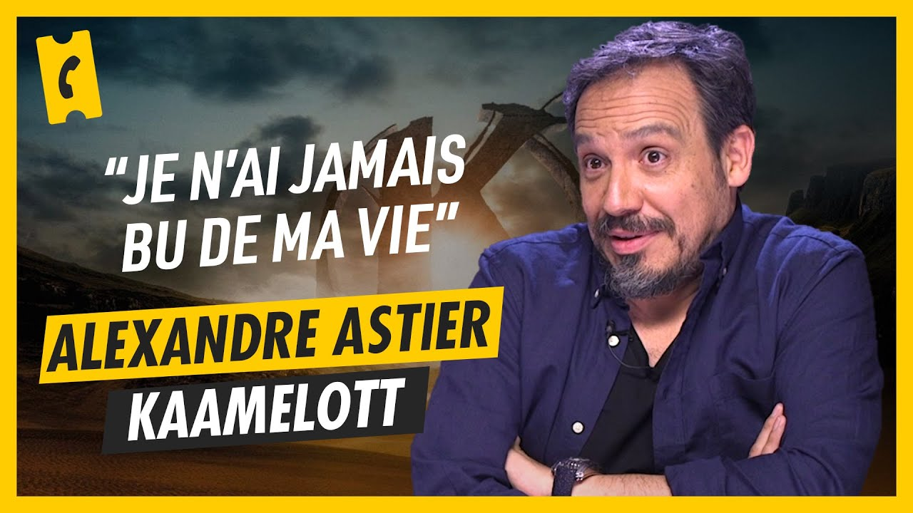 Une avoine ? Alexandre Astier nous explique le vocabulaire pittoresque de Kaamelott !