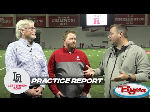 Practice Report: Chase Young latest, Ohio State depth, Rutgers preview