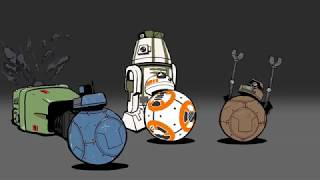 Fan Droids | Star Wars Blips