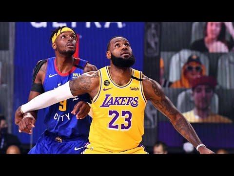 Lakers vs. Nuggets score, takeaways: LeBron James, Anthony Davis ...