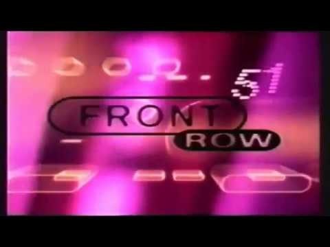 Front Row idents 51 - 54