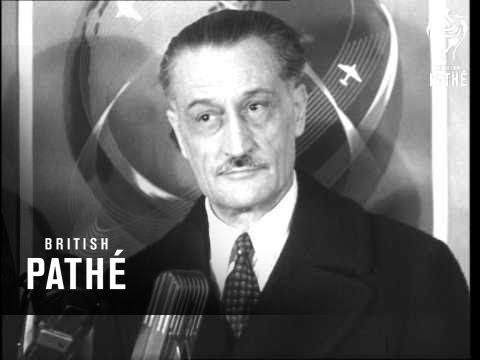 Rene Pleven In America (1951)