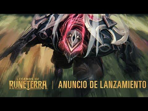 Legends of Runeterra: Anuncio y tráiler del lanzamiento