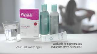 Viviscal - Feel the difference TV 30 sec ad - Ireland 2014