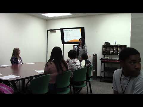 Altura Credit Union Teen Night Presentation