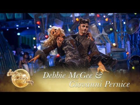 Debbie and Giovanni American Smooth to 'Memory' from Cats - Strictly Come Dancing 2017
