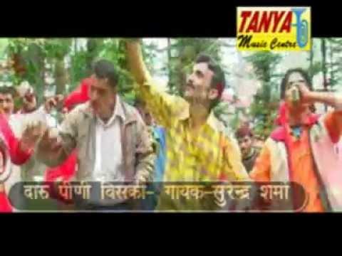Daru Pini Whisky   Himachali Folk Song   Surendher Sharma   Himachali Hits   Tanya Music & Boutique