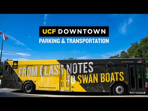 Everything You Need to Know UCF Shuttles and Parking