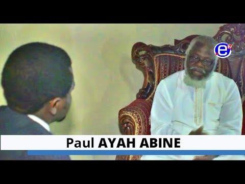 The inside Paul AYAH ABINE. Du 17 09 2017 Equinoxe tv