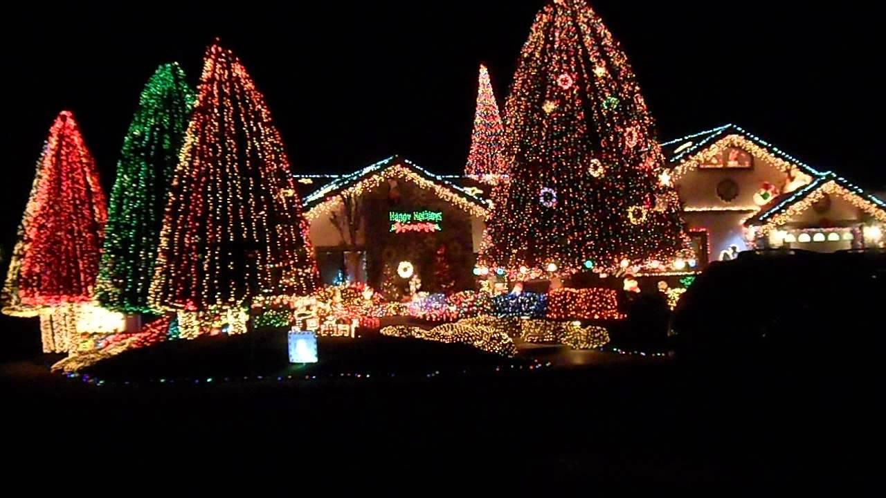 kerstmis licht show wizards - photo #17