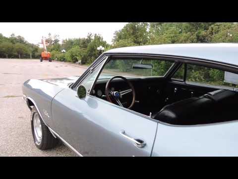 1968 chevy chevelle malibu 454 for sale at www coyoteclassics com