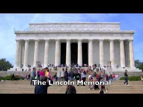 War Memorials on the National Mall - Washington DC